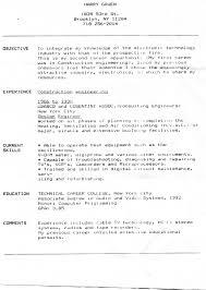 Good Resume Formats Fresh A Good Resume Example Fresh Fresh New