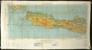No C 47 South Borneo No C 48 West Java Aaf Cloth Chart By Java Borneo Sumatra Survival Map On Oldimprints Com