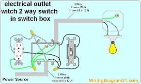 wiring diagram switch outlet wiring diagram byblank how to wire a light switch and outlet combo at Light Switch Outlet Wiring Diagram