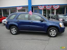 2008 Navy Blue Metallic Chevrolet Equinox LS AWD #32856441 ...