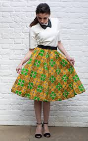 African Skirts Patterns Stunning African Skirts Dressed Up Girl
