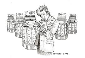 Small Picture 7 Free Doctor Who Fan Art Coloring Books Plus Bonus Coloring