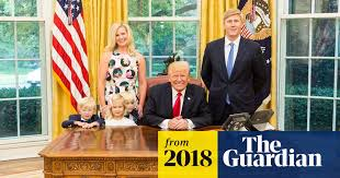 New setback for Trump as Pence aide Nick Ayers turns down chief of staff  role | US news | The Guardian