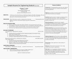 Engineering Resumes Samples Adorable Resume Format For Engineers Lovely Engineering Resume Samples