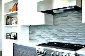 kitchen backsplash white subway tile grey grout gray cabinets with appeali
