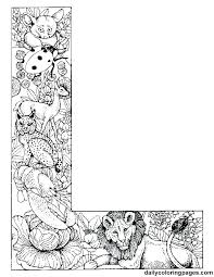 Alphabet Activity Coloring Pages Coloring Pages Printable Letter