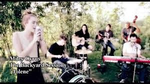 Jolene ChordsBackyard Sessions Jolene