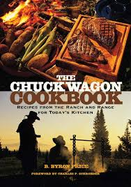 The Chuck Wagon Cookbook: Recipes from the Ranch and Range for Today's  Kitchen: Price, B. Byron, Schroeder, Charles P.: 9780806136547: Amazon.com:  Books