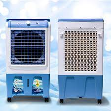Quạt Điều Hòa Hơi Nước Công Suất 130W, Siêu Mát Với 3 Cấp Gió Giúp Làm Mát  Nhanh, Tiết Kiệm Điện, Cân bằng độ ẩm ở mức lý tưởng, tốt cho sức
