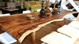rustic wood round dining table dining room tables made from reclaimed wood old rustic