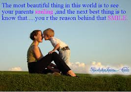 Parent Quotes Best Children Parent Quotes The Most Beautiful Thing In This World