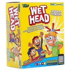 """Игра """"Мокрая голова"""" <b>Wet Head</b> (<b>водная</b> рулетка) - купить по ..."""