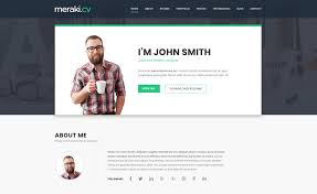 Wordpress Resume Theme Fascinating 48 Best Resume WordPress Themes 48 WPExplorer