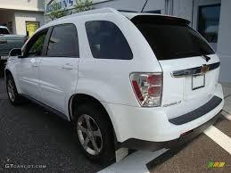 2007 Summit White Chevrolet Equinox LT AWD #12712844 Photo #4 ...