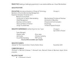 Visual Merchandiser Cover Letters Associate Merchandiser Cover Letter Goprocessing Club