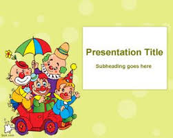 Children Ppt Templates Children Powerpoint Template For Kids Free Download