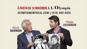 TOUT À REFAIRE@L'Olympia-Montreal/ 16 au 20 novembre 2016 - YouTube