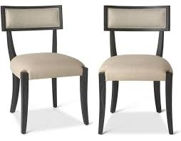 ex dining chair onyx finish antherton by brownstone