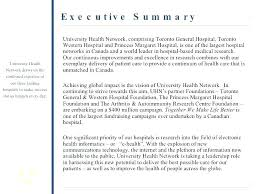 Executive Summary Outline Executive Summary Template For Proposal Metabots Co