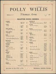 Polly Willis [music]