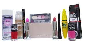 maybelline make up kit set of 12 stan