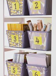 diy office storage. 6. Plastic Containers Diy Office Storage O