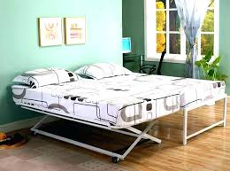 Trundle Bed Queen Trundle Beds Queen Bed Large Size Of Over Twin ...