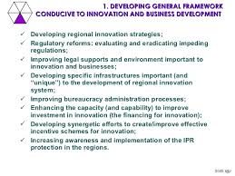 challenging issues in initiating ris development in   16 1