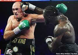 Deontay Wilder beats Tyson Fury in ...