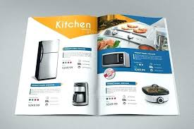 Free Brochure Templates Sample Brochures Examples Marketing Product ...