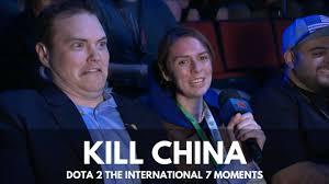 dota 2 the international 7 moments kill china ti7 main event