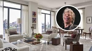Awesome home office furniture john schultz Bedroom Bon Jovi Manhattan Apartment Wikipedia Jon Bon Jovi Buys West Village Condo Variety