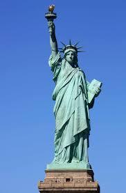 Статуя Свободы в Нью Йорке история возникновения высота фото Статуя свободы подарок США от сестры Франции