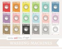 washing machine and dryer clipart. washing machine clipart, laundry clip art washer machines dryer icon wash clothes clothing cute digital graphic design small commercial use and clipart e