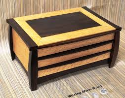 wood jewelry box plan plans furniture woodworking