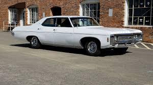 1969 Chevrolet Caprice Classic Sedan for sale near Fayetteville ...