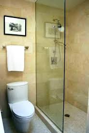 half glass shower wall door with showers pa