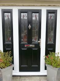 single exterior doors with glass. Delighful Glass Charming Black Front Door With Glass Single Doors Google  Search Exterior O