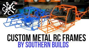 southern builds custom metal rc chis monster mud truck