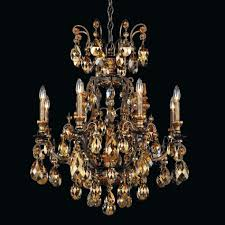 schonbek lighting is exquisite addition to any space schonbek lighting renaissance 8 1 light