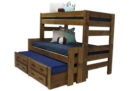 nantucket bunk bed with raised panel trundle bed full images on marvelous loft bunk bed trundle desk chest and closet plans combo olympic trundl