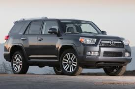 2012 Toyota 4Runner - Information and photos - ZombieDrive