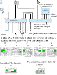 2gr fe immobilizer ecu wiring help mr2 owners club message board Immobilizer Wiring Diagram here is for the 5 plug ecu (make sure you click to view full size) omega immobilizer wiring diagram