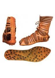 sandali epoca romana