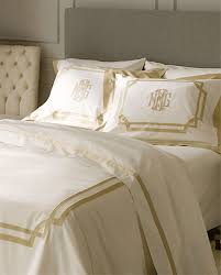 monogram comforter 23 best luxury linens images on 3 4 beds inside monogram comforter set