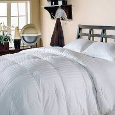 com luxlen grand full queen white goose down comforter 500 thread count 600 fill power luxury bedding home kitchen