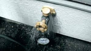 sprinkler garden hose back flow large size of outdoor faucet leaking photo ideas bib backflow preventer