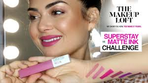 claire howell found a longwear lipstick that lasts all day the makeup loft maybelline new york
