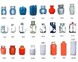 Propane Gas Cylinder Size Chart Propane Cylinder Sizes Cumulustech Co