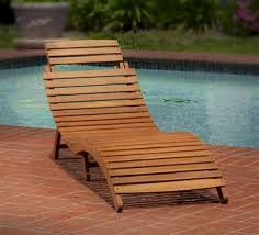 wood patio with pool. Garden Chaise Lounge Folding Chair Wood Rustic Pool Patio With